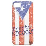 Puerto Rico iPhone 5 Case-Mate Cobertura
