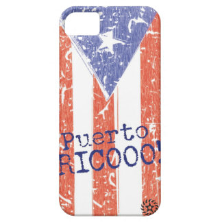 Puerto Rico iPhone SE/5/5s Case
