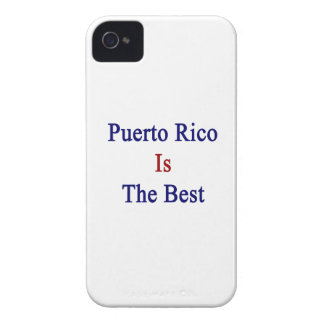 Puerto Rico Is The Best iPhone 4 Case-Mate Cases