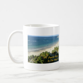 Puerto Rico Is The Place Mugs