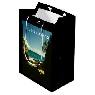 Puerto Rico, Isabela Medium Gift Bag