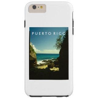 Puerto Rico, Isabela Tough iPhone 6 Plus Case