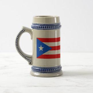 Puerto Rico Jarra De Cerveza