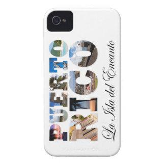 Puerto Rico La Isla Del Encanto Case-Mate iPhone 4 Coberturas
