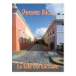 Puerto Rico La Isla del Encanto Postcards Postales