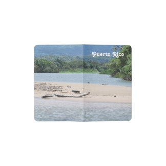 Puerto Rico Landscape Pocket Moleskine Notebook Cover With Notebook