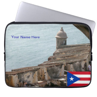 Puerto Rico Laptop bag Computer Sleeves