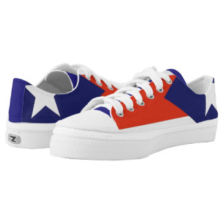 Puerto Rico love Low-Top Sneakers