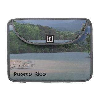 Puerto Rico MacBook Pro Sleeves
