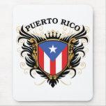 Puerto Rico Mousepad
