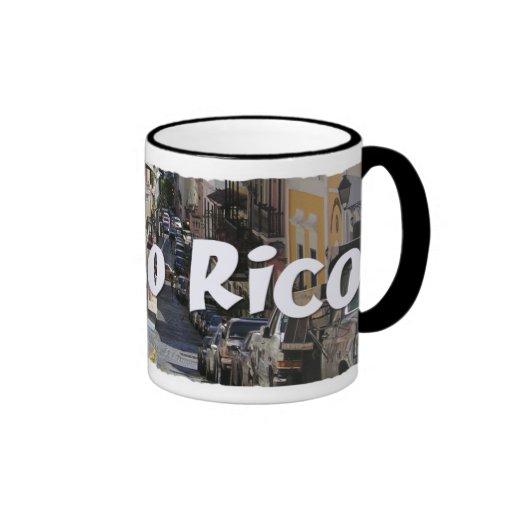 PUERTO RICO mug2 Ringer Coffee Mug