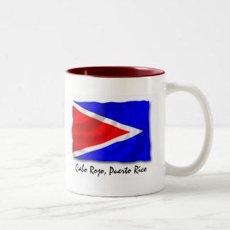 Puerto Rico Mug: Cabo Rojo