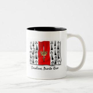 Puerto Rico Mug: Carolina
