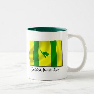 Puerto Rico Mug: Culebra
