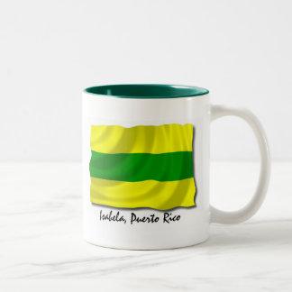 Puerto Rico Mug: Isabela