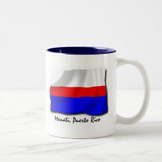 Puerto Rico Mug: Manati