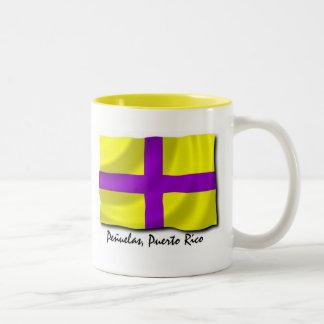 Puerto Rico Mug; Penuelas
