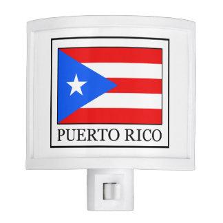 Puerto Rico Night Light