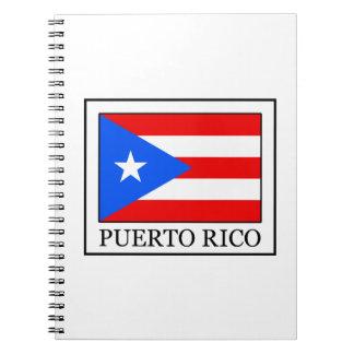 Puerto Rico Notebook
