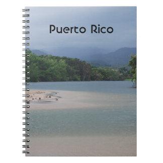 Puerto Rico Note Books