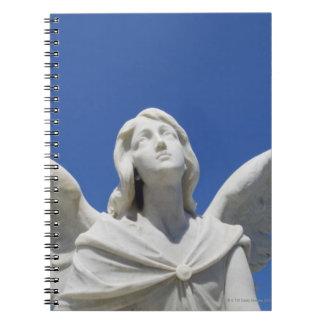 Puerto Rico, Old San Juan, Santa Maria Magdalena 2 Spiral Note Book