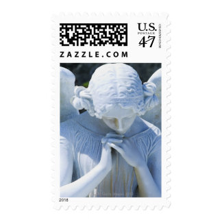 Puerto Rico, Old San Juan, Santa Maria Magdalena Postage Stamp