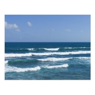 Puerto Rico, Old San Juan, seascape Post Cards