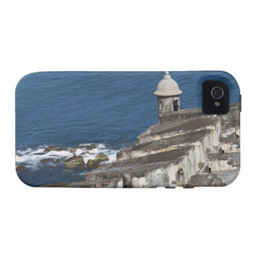 Puerto Rico, Old San Juan, section of El Morro iPhone 4/4S Covers