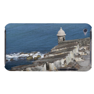 Puerto Rico, Old San Juan, section of El Morro iPod Touch Case-Mate Case