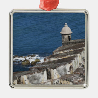 Puerto Rico, Old San Juan, section of El Morro Ornaments
