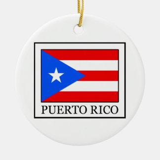 Puerto Rico ornament