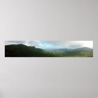 Puerto Rico Panoramic 10 Print