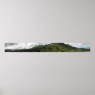 Puerto Rico Panoramic 13 Posters