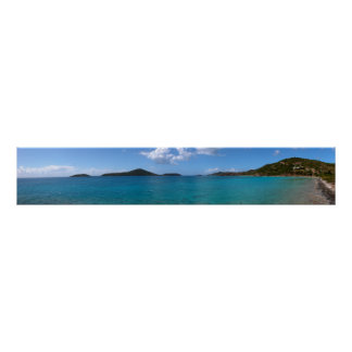 Puerto Rico Panormaic 2 Posters