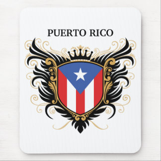 Puerto Rico [personalice] Mousepads