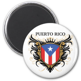 Puerto Rico [personalize] Magnets