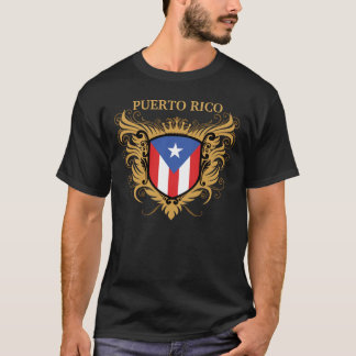 Puerto Rico [personalize] T-Shirt