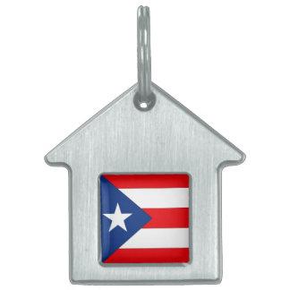 Puerto Rico Pet Tags