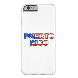 Puerto Rico phone case