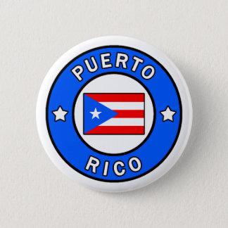 Puerto Rico Pinback Button
