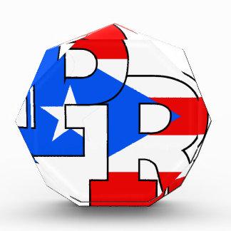 PUERTO RICO.png Acrylic Award