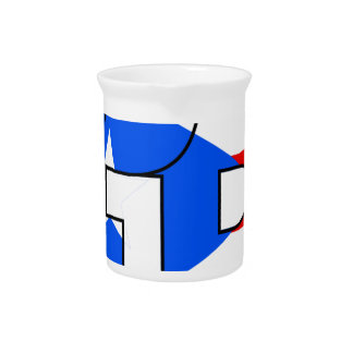 PUERTO RICO.png Beverage Pitchers