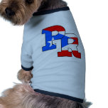 PUERTO RICO.png Dog Tee