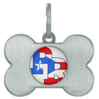 PUERTO RICO.png Pet ID Tags