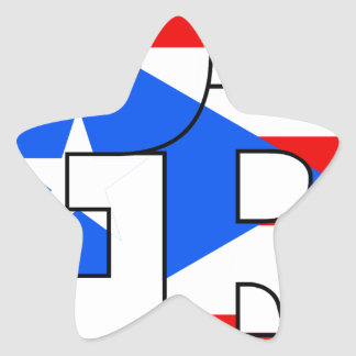 PUERTO RICO.png Star Sticker