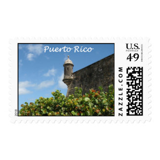 Puerto Rico Postage