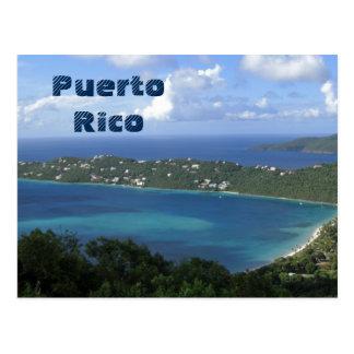 Puerto Rico - postcard