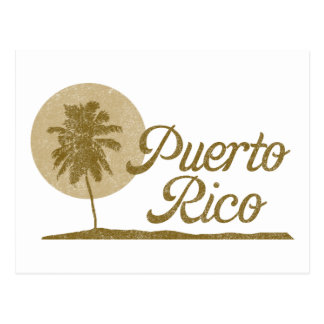 Puerto Rico Post Cards