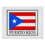Puerto Rico Póster
