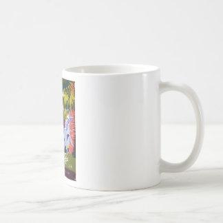 Puerto Rico poster Coffee Mug